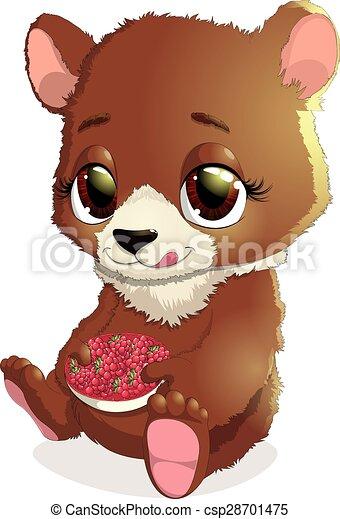 the bear - csp28701475