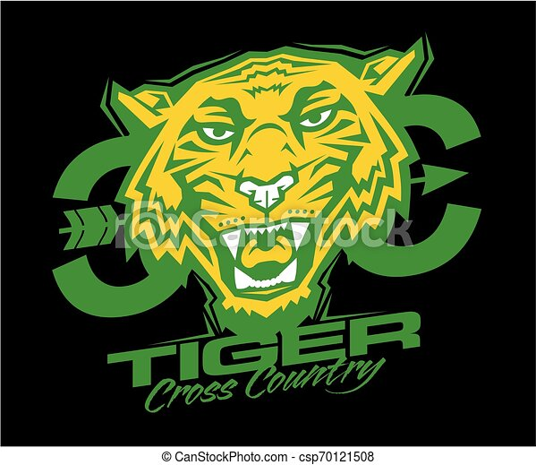 tiger cross country - csp70121508