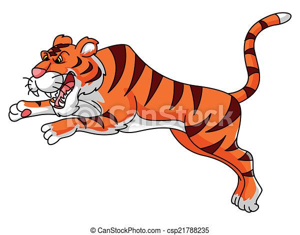 Tiger - csp21788235