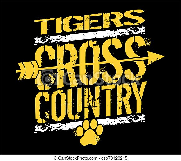 tigers cross country - csp70120215