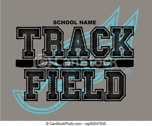 track and field - csp55247635