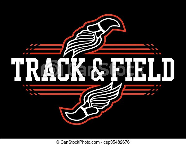 track and field - csp35482676