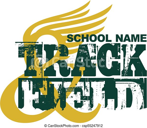 track and field - csp55247912