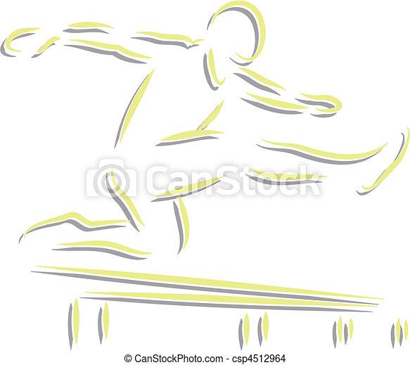 Track & Field - csp4512964