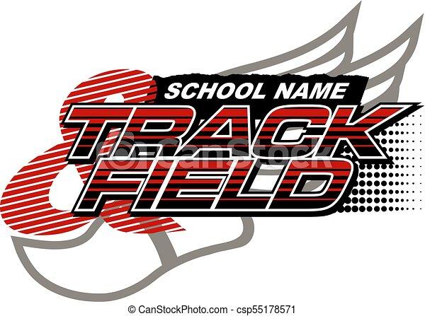 track & field - csp55178571