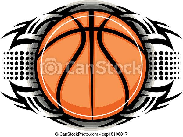 tribal basketball - csp18108017