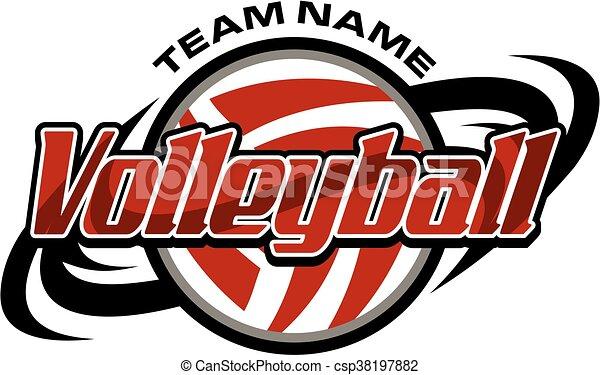 volleyball - csp38197882