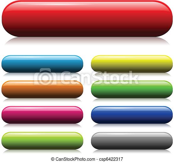 web buttons - csp6422317