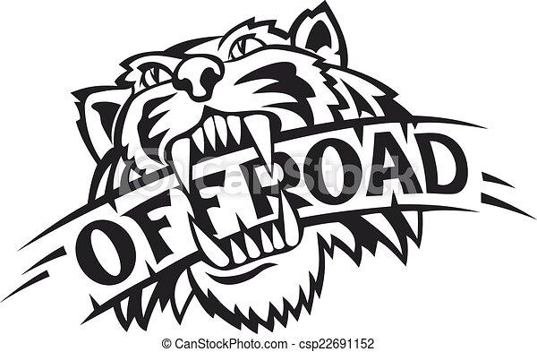 Wild tiger - csp22691152