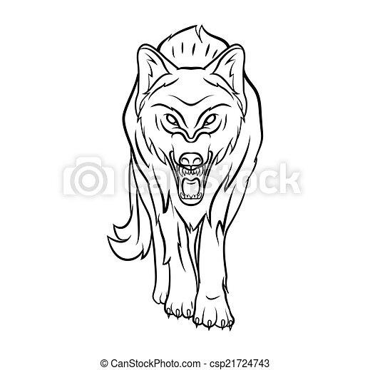 Wolf - csp21724743