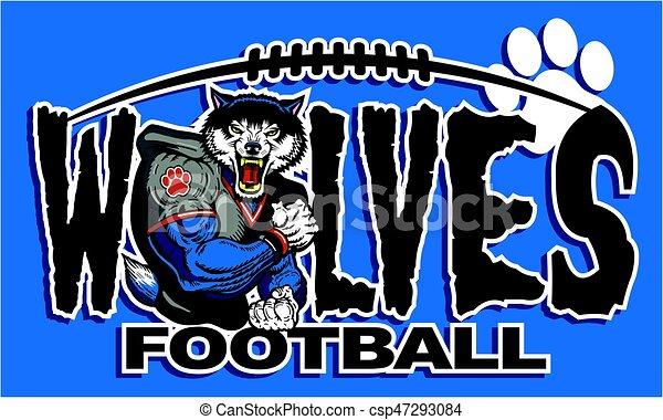 wolves football - csp47293084